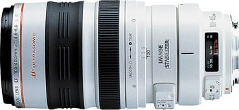Телеобъектив Canon EF 100-400mm f/4.5-5.6L IS USM