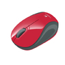 Мышь Logitech M187 Wireless Mini Mouse (Red) (эконом упаковка)