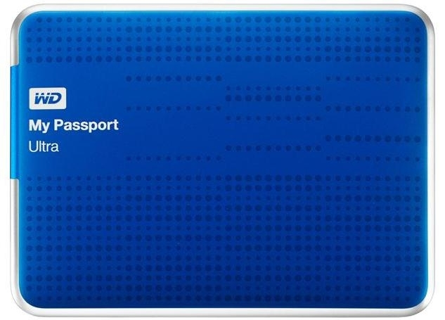 Жесткий диск WD My Passport Ultra WDBPGC5000ABL