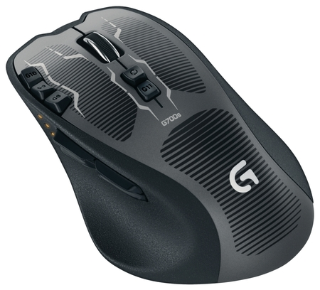 Logitech G700s Rechargeable Gaming Mouse (910-003424) (NEW)