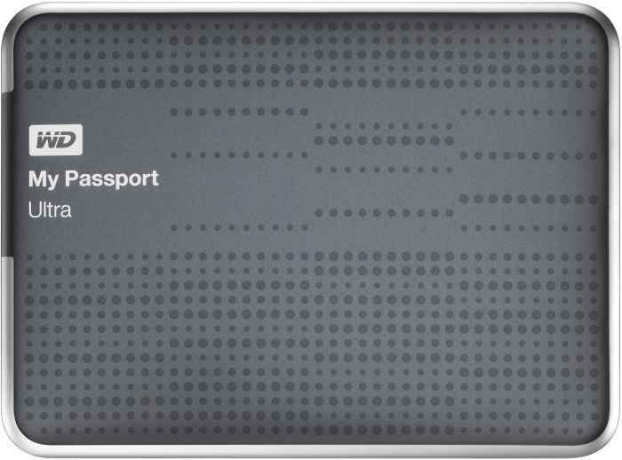 Жесткий диск WD My Passport Ultra WDBMWV0020BTT
