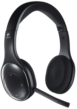 Гарнитура для компьютера Logitech Wireless Headset H800 (эконом упаковка)