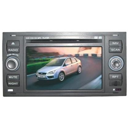 Штатная магнитола Phantom DVM-8400G i5 black Ford Kuga BLACK