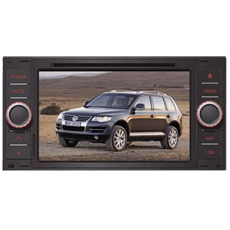 Штатная магнитола Phantom DVM-1900G i6 VW  Touareg ? 2009, Multivan