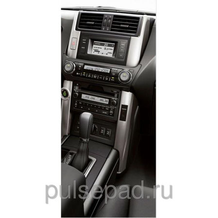 "Рамка переходная 11-340 (Carav) Toyota LC Prado (150) 2009+ (with 4.2"" display)"