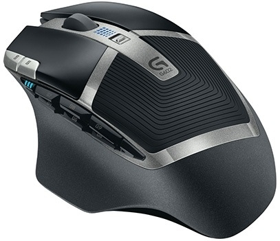 Мышь Logitech G602 Wireless gaming mouse (910-003820) (NEW)