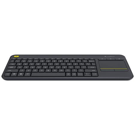 Клавиатура Logitech K400 Plus Black (920-007147) (NEW)