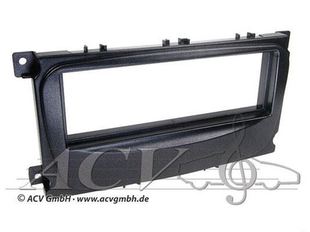 Рамка переходная 281114-16 Ford Mondeo/ Focus/ C-MAX/ S-MAX/ Galaxy(black)