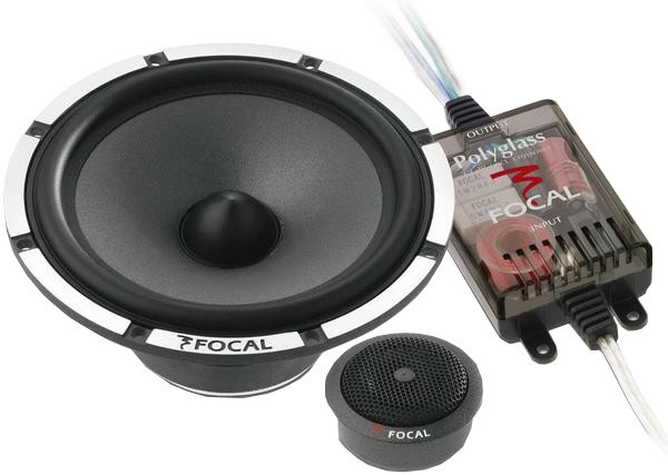 Акустика Focal Performance P 165VT20