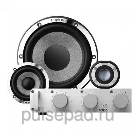 Акустика Focal Utopia Be Kit N7 Active 3-way system
