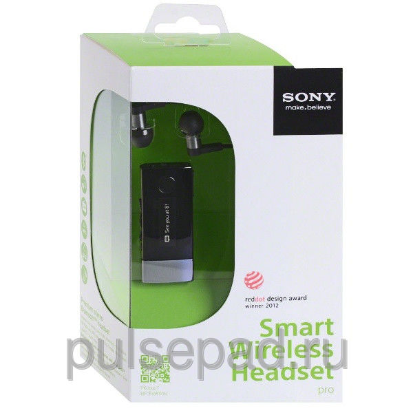 Sony MW1 Smart Wireless Headset pro