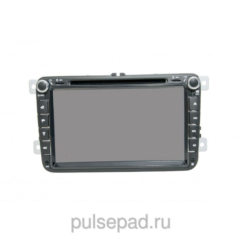 Штатная магнитола Globex GU-V832 VW Passat B6, Jetta ,Golf , Caddy , Polo (без карты)