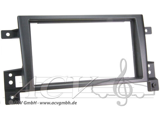 ACV Suzuki Grand Vitara(2din) black (281294-03)