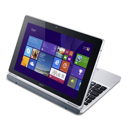 Планшет Acer Aspire Switch 10 SW5-012-1209 (NT.L6UEU.004)