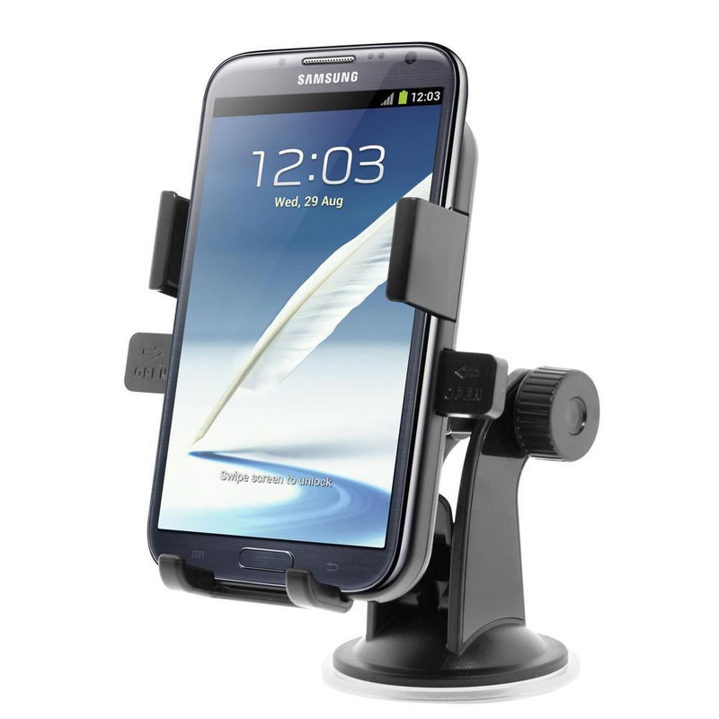 Автокрепление iOttie Easy One Touch XL Car Mount Holder (HLCRIO101)