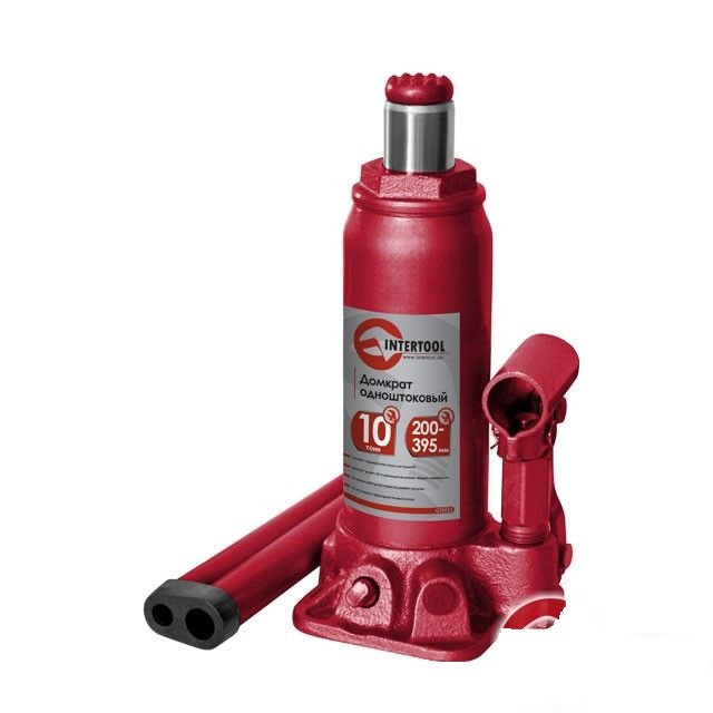 Домкрат гидравлический INTERTOOL GT0025