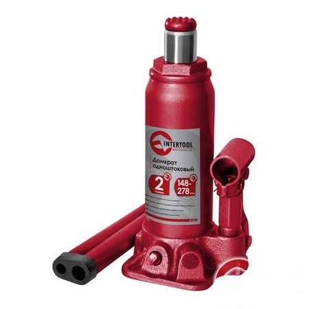 Домкрат гидравлический INTERTOOL GT0021
