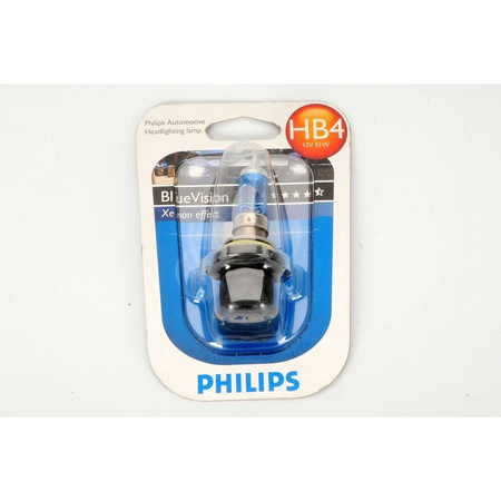 Галогенная лампа Philips HB4 BlueVision Ultra SP 12V 51W
