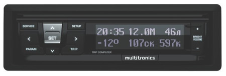 Бортовой компьютер Multitronics RI 500
