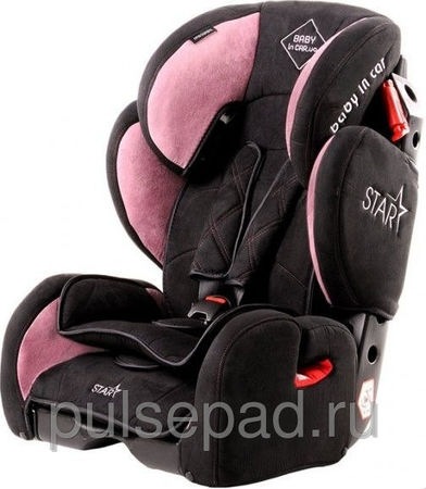 Автокресло Babyincar Star Berry