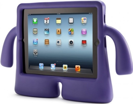 Чехол-джойстик Speck for iPad mini iGuy Grape Purple