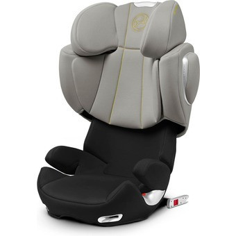 Автокресло Cybex Solution Q-fix Oyster Light Grey (514120019)