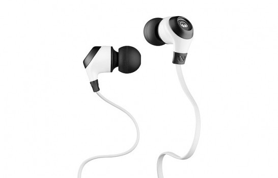 Monster® NCredible NErgy In-Ear Headphones - Frost White