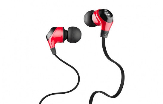 Monster® NCredible NErgy In-Ear Headphones - Cherry Red