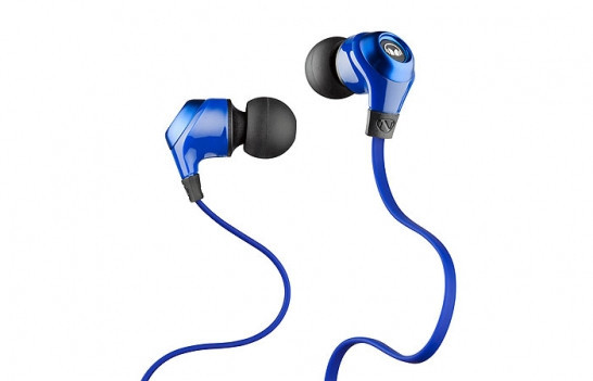 Monster® NCredible NErgy In-Ear Headphones - Cobalt Blue