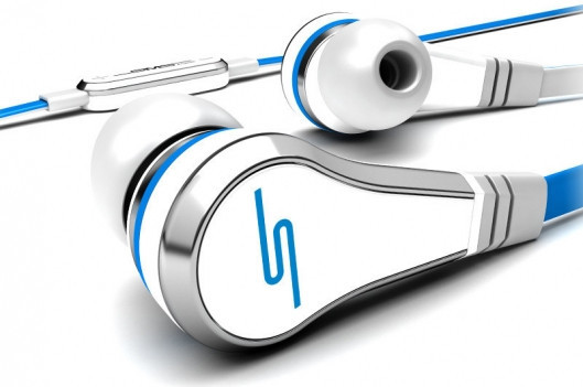 STREET by 50 Wired Earbuds - White