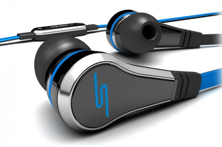 SMS Audio STREET by 50 Wired In-Ear Black