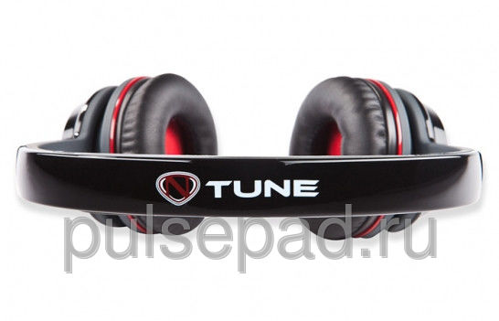 Monster NCredible NTune Black/Red