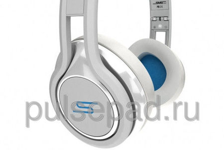 STREET by 50 Wired On Ear Headphones - White