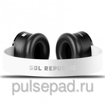 SOL REPUBLIC Tracks - White