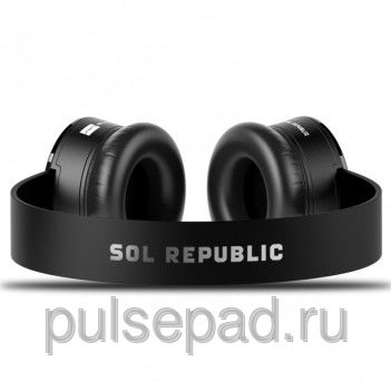 SOL REPUBLIC Tracks - Black