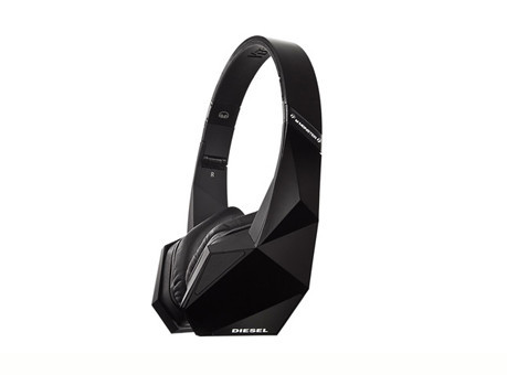 Monster Diesel VEKTR On-Ear Black