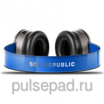 SOL REPUBLIC Tracks HD - Blue