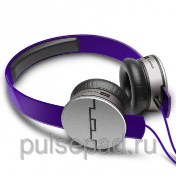 SOL REPUBLIC Tracks HD - Purple