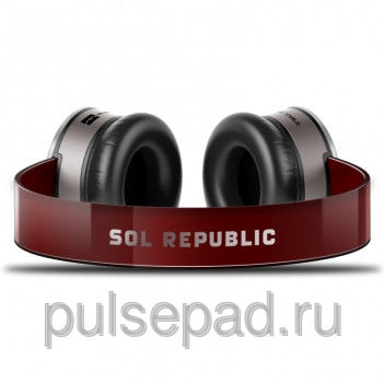 SOL REPUBLIC Tracks HD - Red