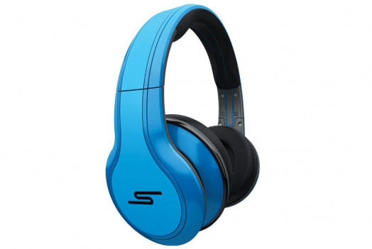 STREET by 50 Wired Over-Ear Headphones - Blue