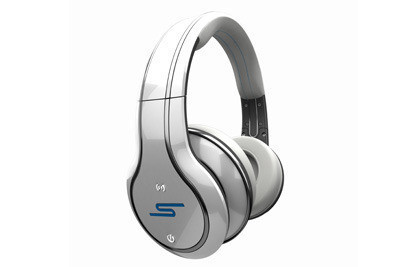 SMS Audio SYNC by 50 Wireless Over-Ear White,