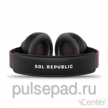 Sol Republic Master Tracks XC MFI Singularity Red Calvin
