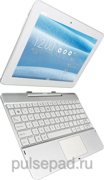 Планшет Asus Transformer Pad TF103C-1B026A Mobile Docking White