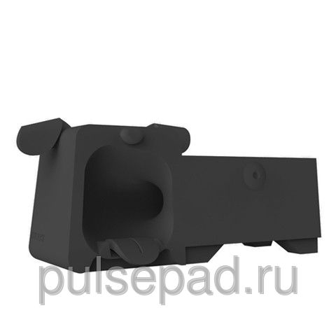 Подставка Ozaki Подставка O!music Zoo Dog Black for iPhone 5 (OM936GA)