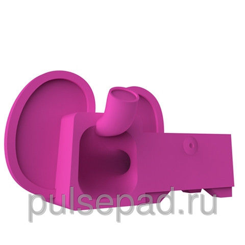 Подставка Ozaki Подставка O!music Zoo Elephant Pink for iPhone 5 (OM936EB)