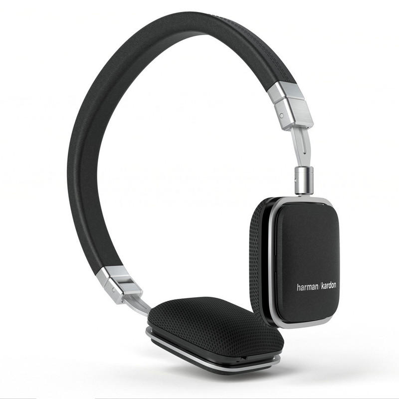 Наушники Harman Kardon Soho I для iPhone/iPod/iPad mini/iPad чёрные