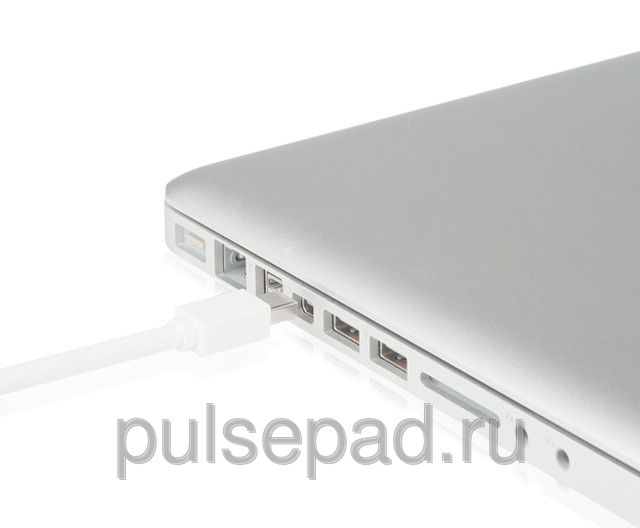 Адаптер Moshi Mini Display Port to VGA для Apple MacBook/Pro/Air/iMac/Mac mini белый