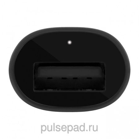 Автомобильное з/у Incase Universal Mini (2.1 A) для iPhone/iPod/iPad mini/iPad/Smartphones- чёрный