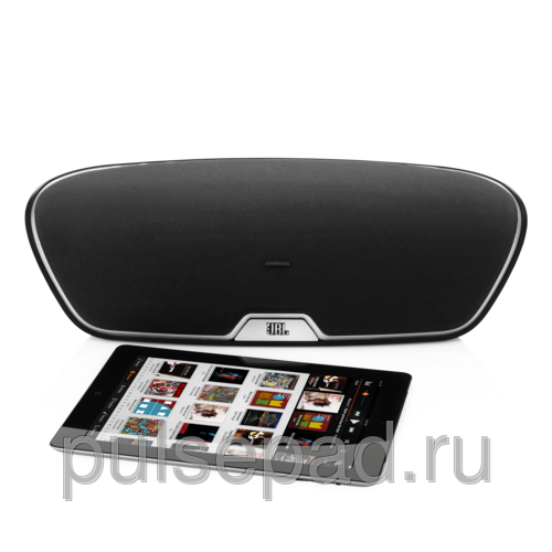 Док-станция JBL On Beat Venue чёрная