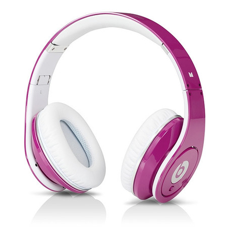 Наушники Beats by Dr. Dre Studio Limited Edition розовые